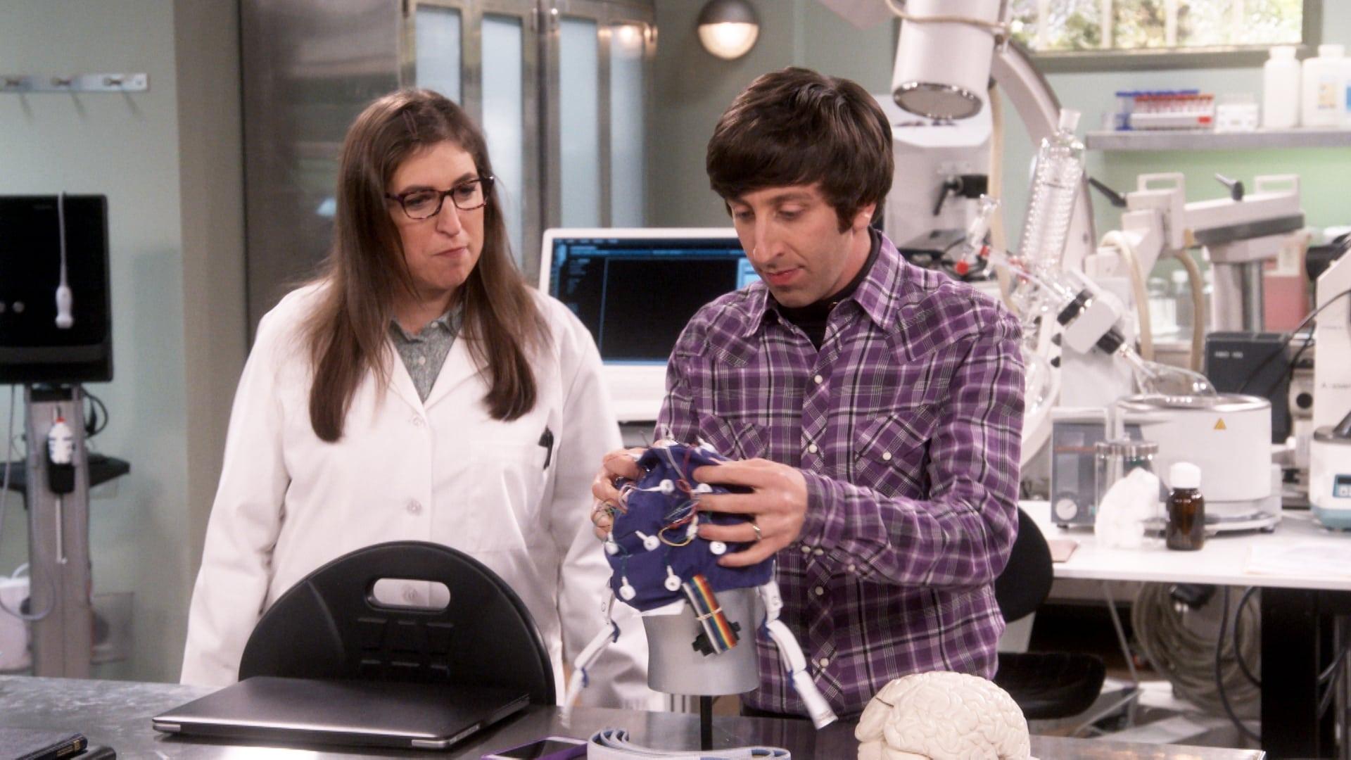 The Big Bang Theory Season 11 : The Collaboration Contamination