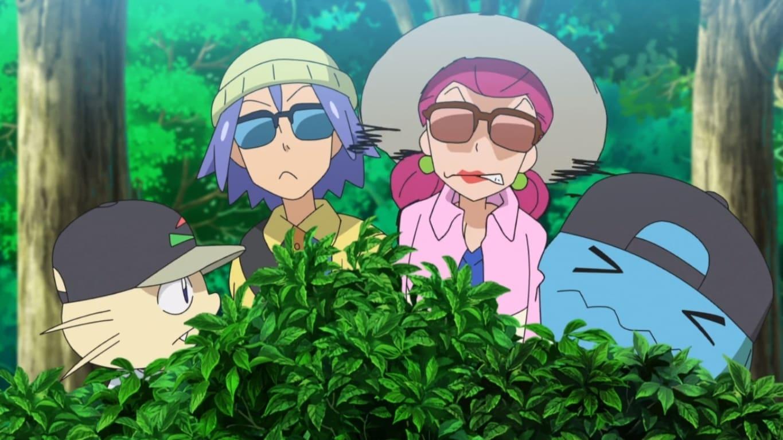 Pokémon Season 23 :Episode 24  A Little Rocket R & R!