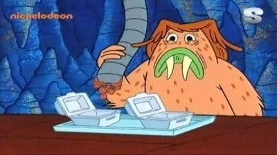 SpongeBob SquarePants Season 6 :Episode 46  Chum Caverns