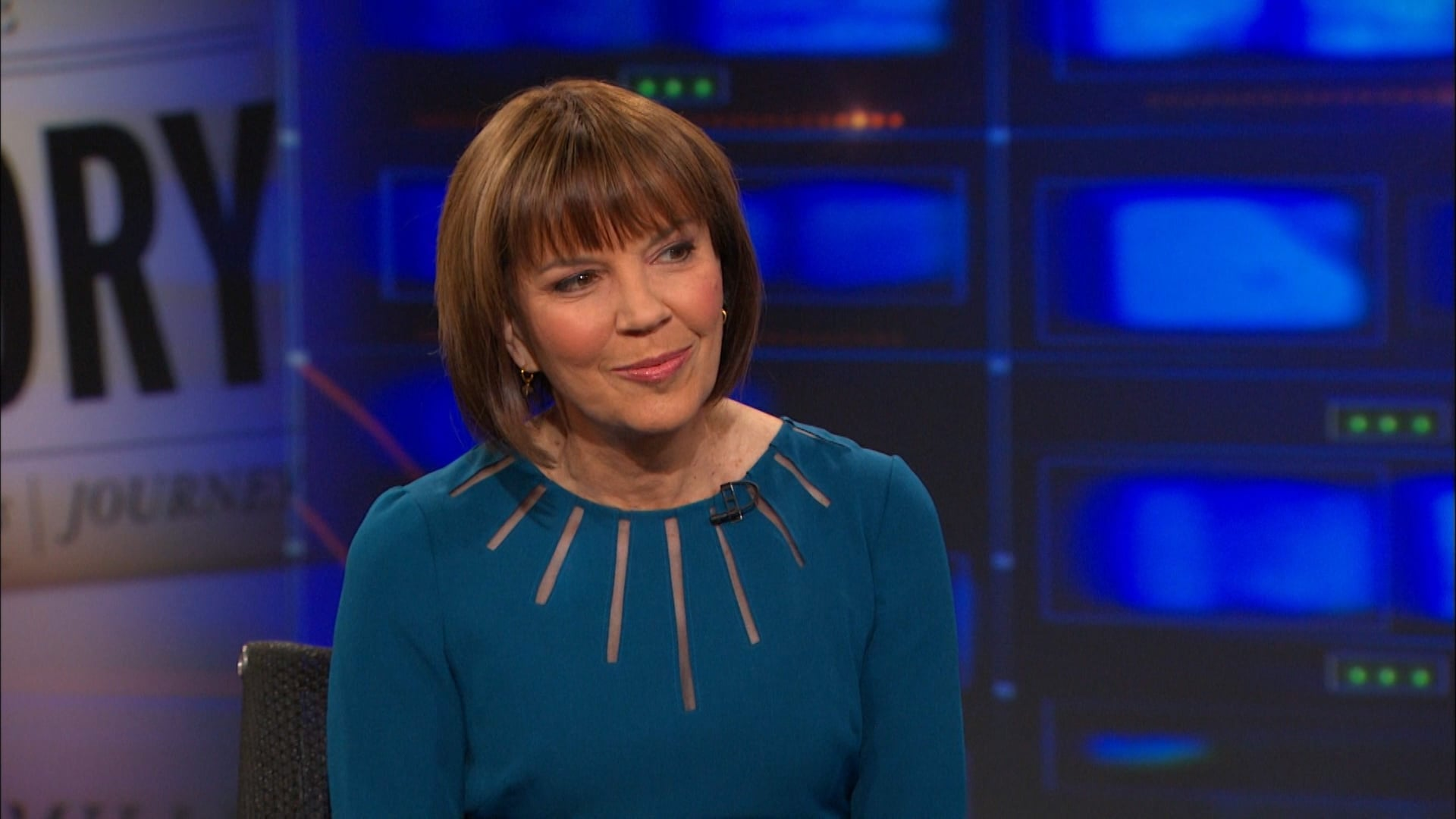 The Daily Show with Trevor Noah Season 20 :Episode 98  Judith Miller