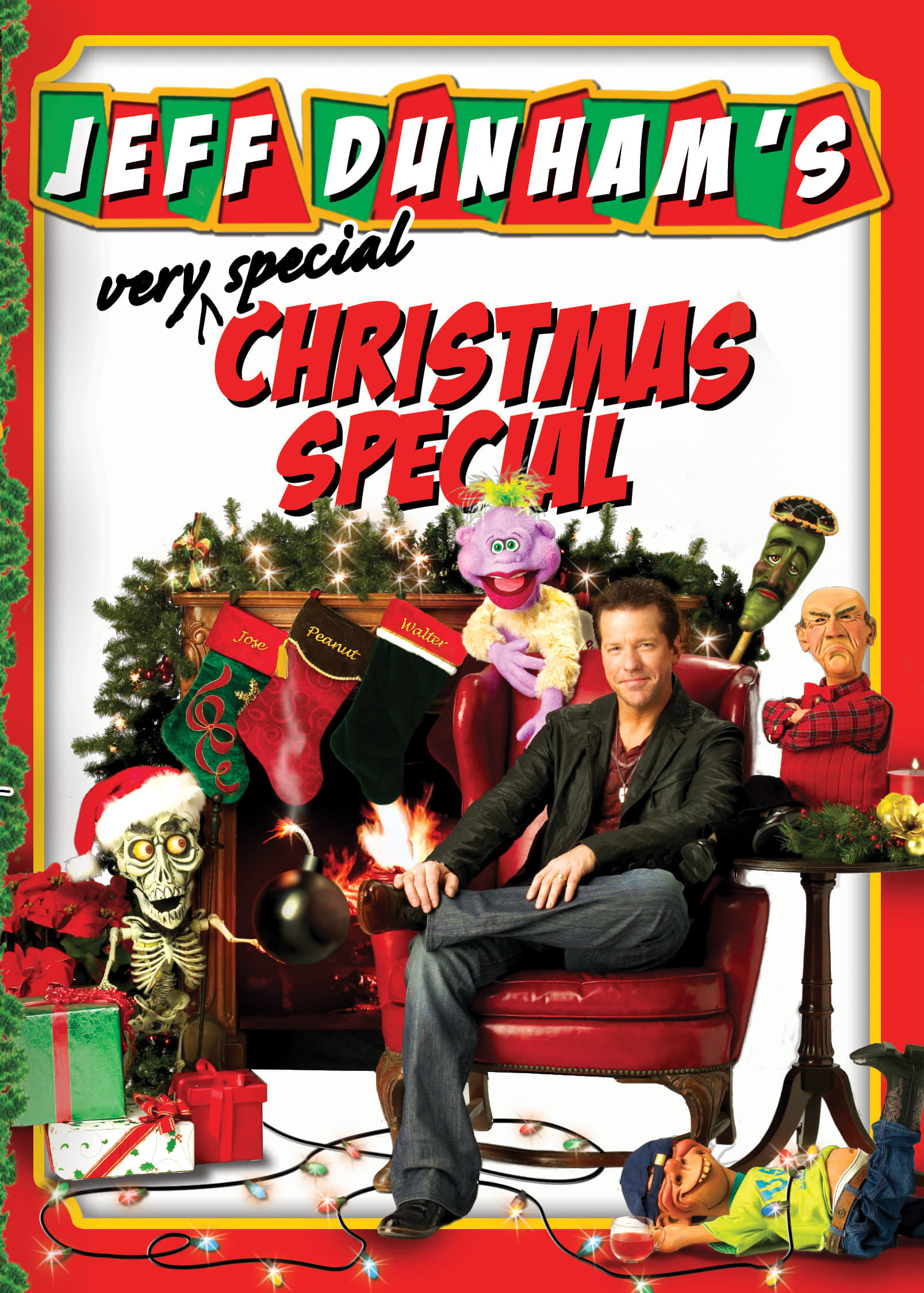 Watch Jeff Dunham: Jeff Dunham's Very Special Christmas Special online