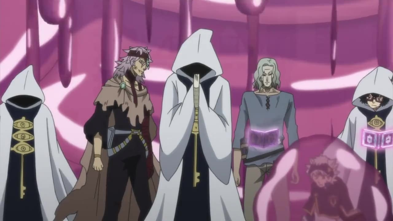 Black Clover Season 1 :Episode 26  Wounded Beasts