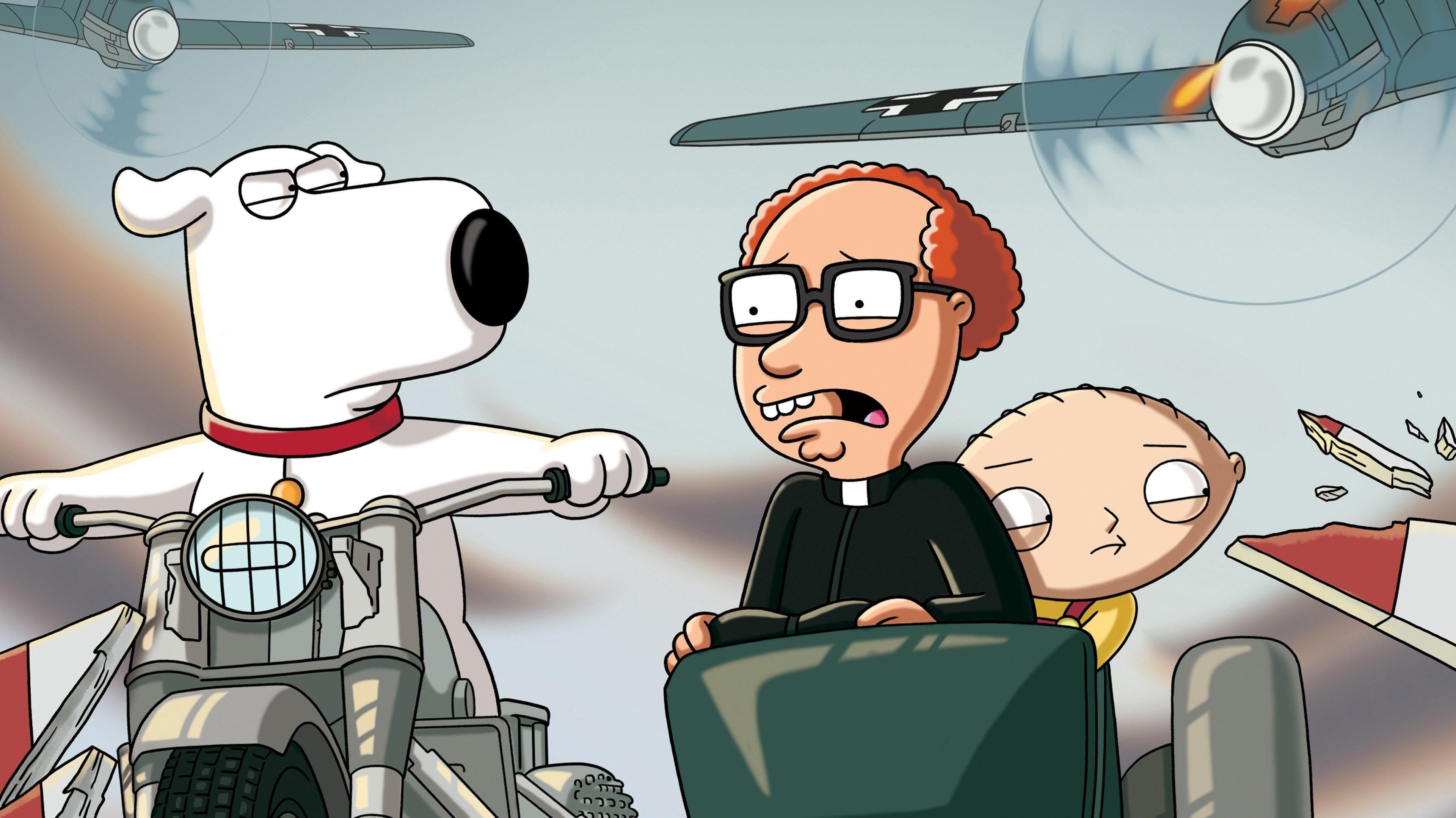 Family Guy Season 7 :Episode 3  Road to Germany