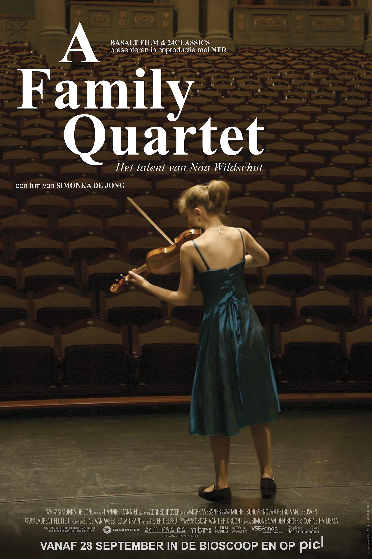 image for A Family Quartet
