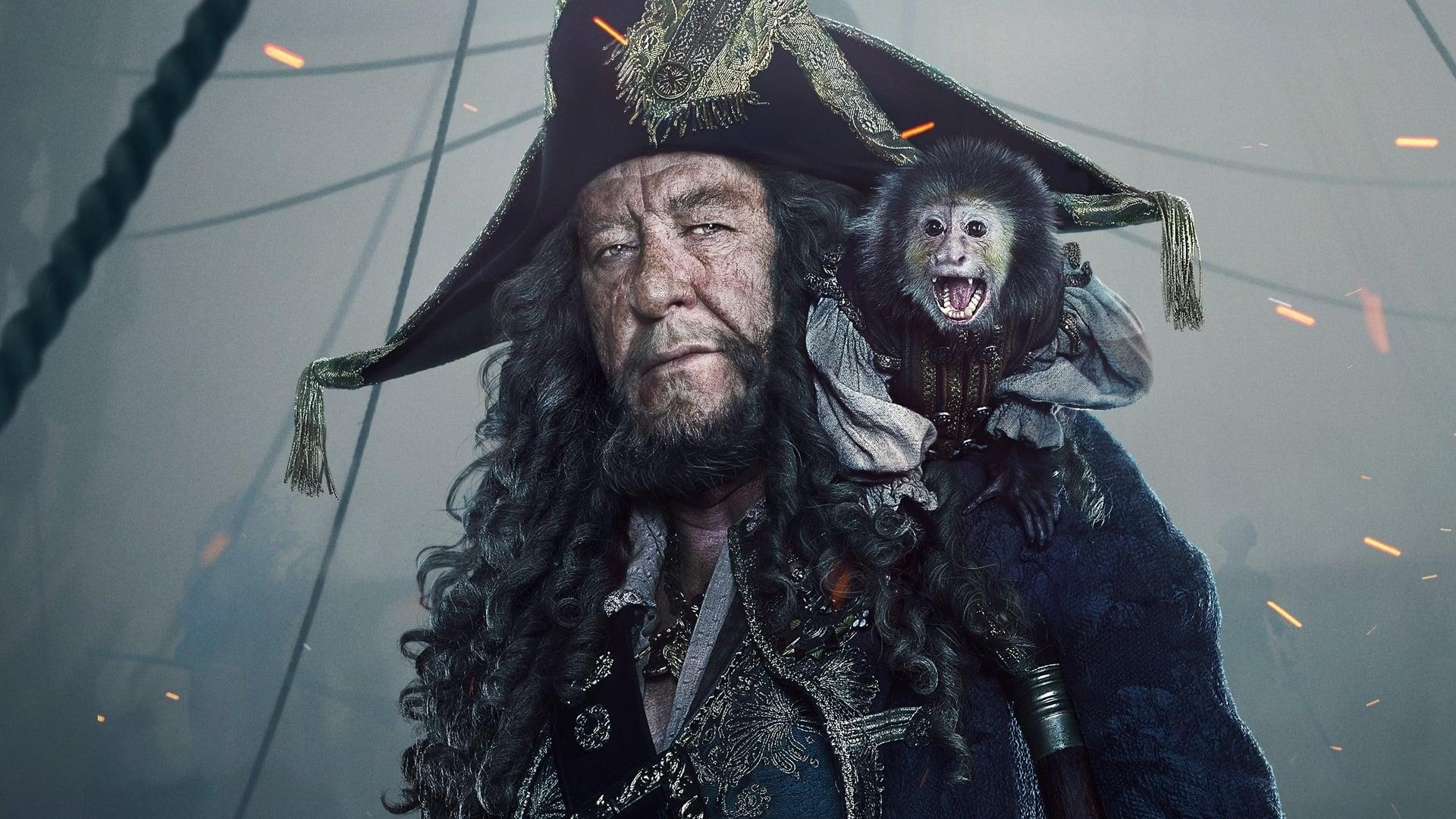 Мертвецы не рассказывают сказки - Пираты Карибского моря