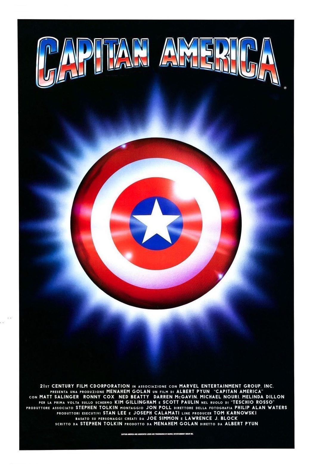Captain America Streaming Film ITA