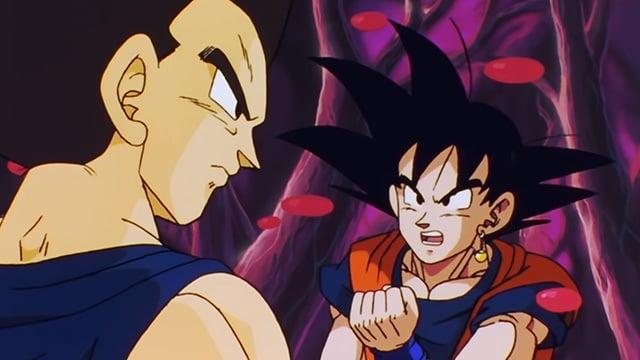 Dragon Ball Z Kai Season 6 :Episode 15  Rescuing Gohan and Company! Goku and Vegeta's Infiltration Mission!