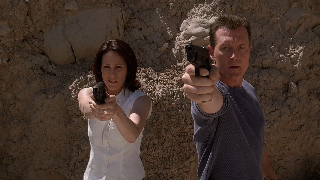 The X-Files Season 9 :Episode 20  The Truth II