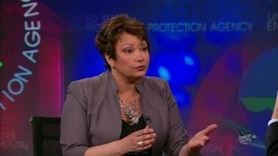 The Daily Show with Trevor Noah Season 15 :Episode 57  Lisa P. Jackson