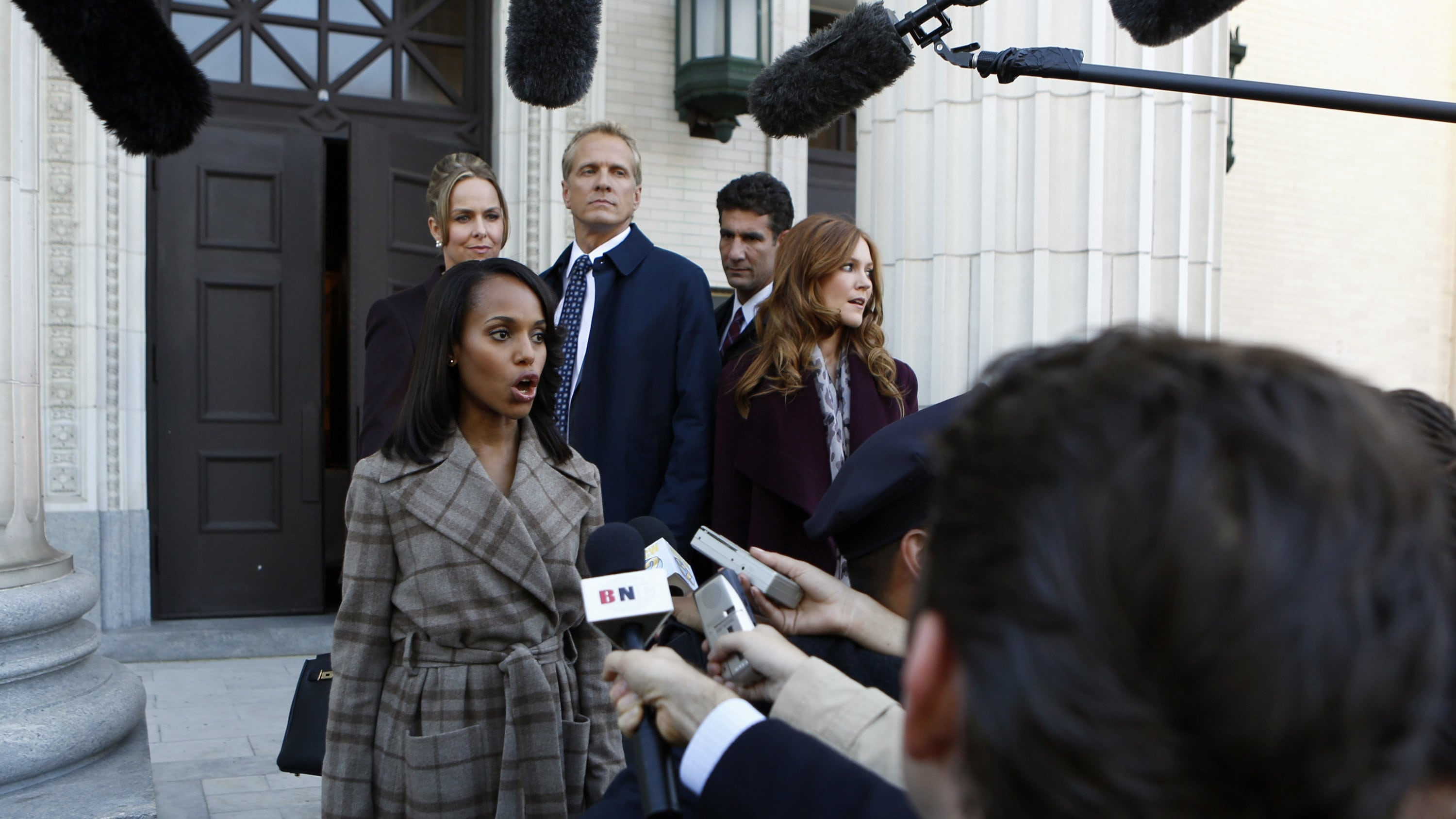 Scandal Season 3 :Episode 4  Say Hello to My Little Friend
