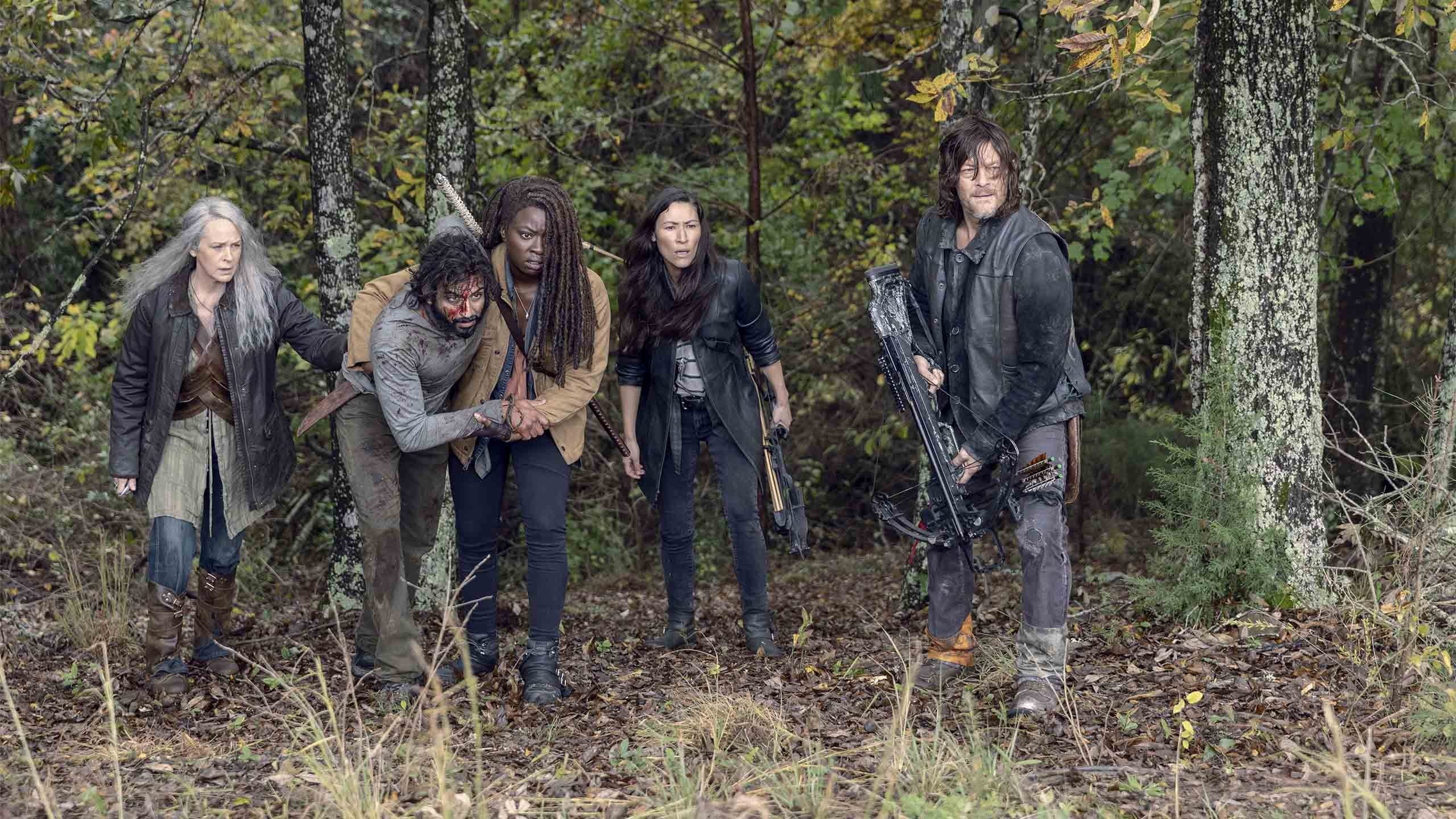 The Walking Dead Season 9 :Episode 15  The Calm Before