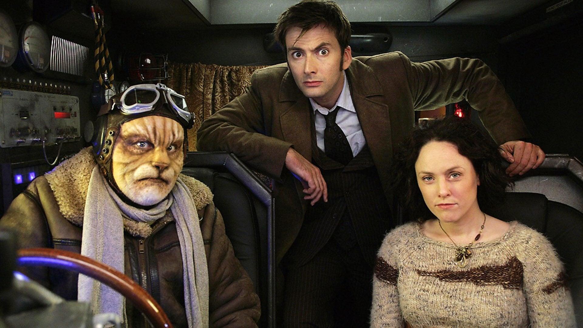 Doctor Who Season 3 :Episode 3  Gridlock