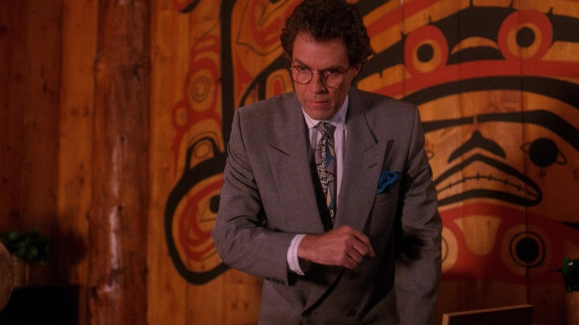 Twin Peaks Season 2 :Episode 5  The Orchid's Curse