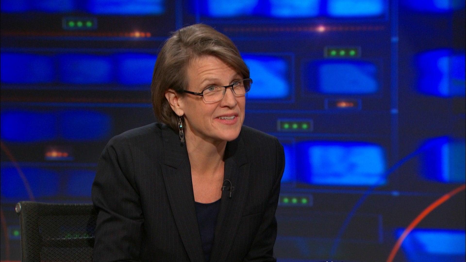 The Daily Show with Trevor Noah Season 20 :Episode 54  Jill Leovy