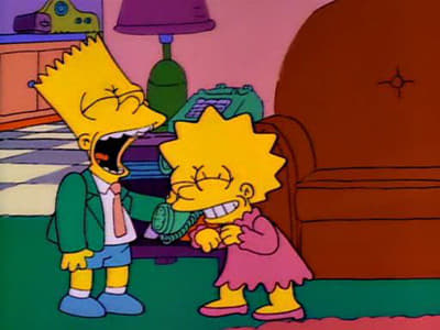 The Simpsons Season 2 : One Fish, Two Fish, Blowfish, Blue Fish