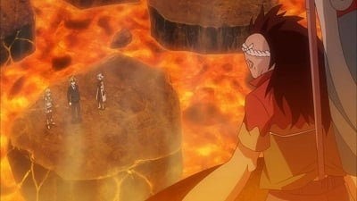 Fairy Tail Season 5 :Episode 7  Scorching Earth