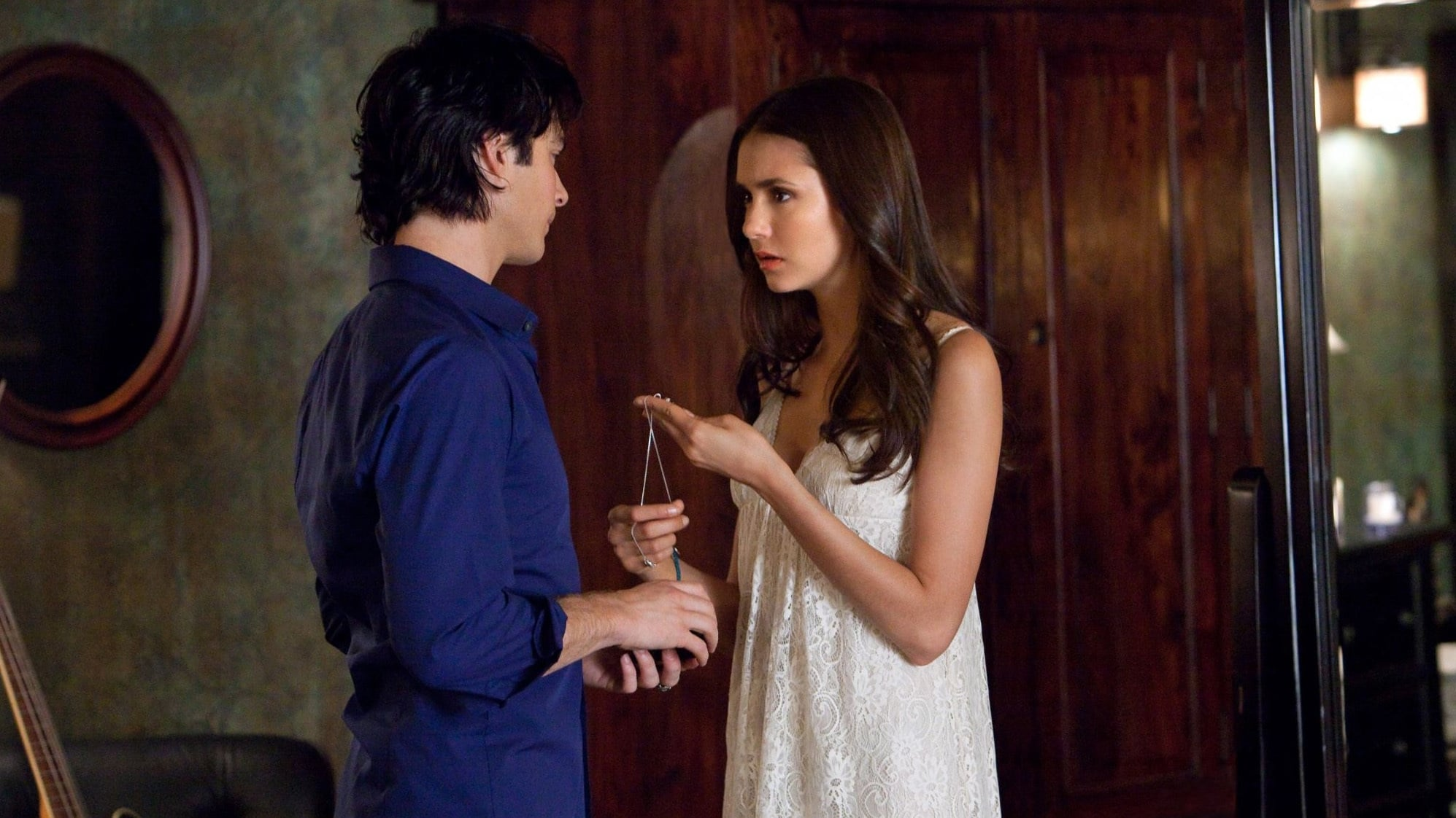 the vampire diaries 1 temporada latino dating