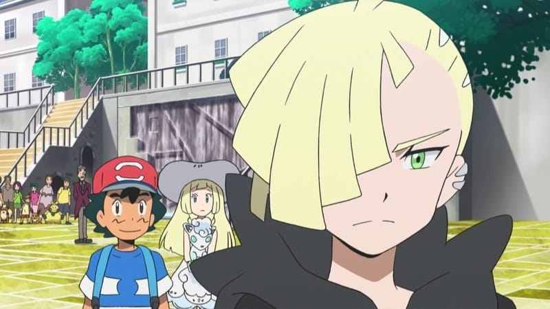 Pokémon Season 20 :Episode 27  A Glaring Rivalry!