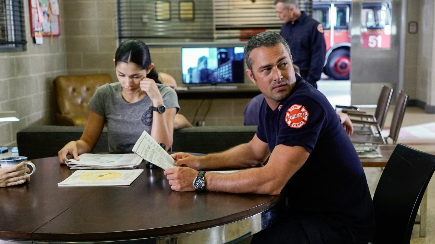 Chicago Fire Season 5 :Episode 1  Das Tier im Mann