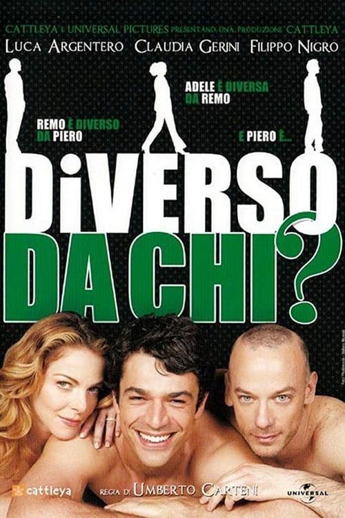 Diverso da chi 2009 streaming ita altadefinizione - Diversi da chi film ...