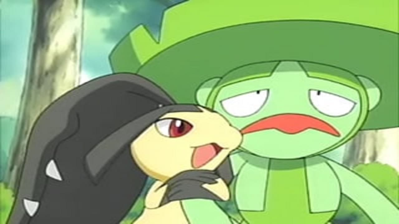 Pokémon Season 8 :Episode 13  Once in a Mawile