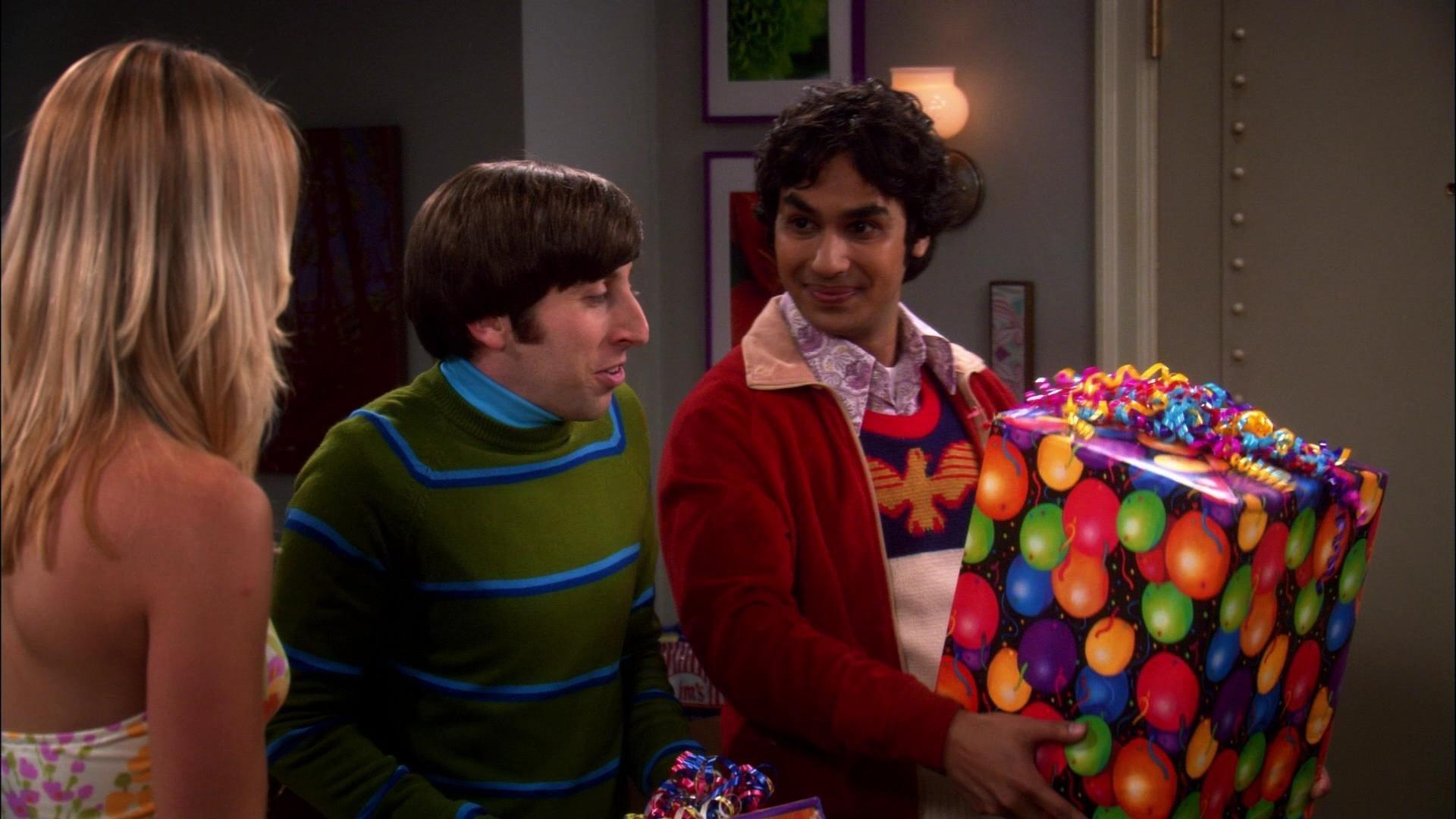 The Big Bang Theory Season 1 :Episode 16  The Peanut Reaction