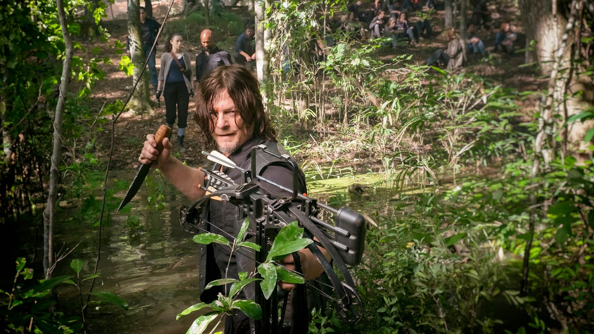 The Walking Dead Season 8 :Episode 11  Dead or Alive Or