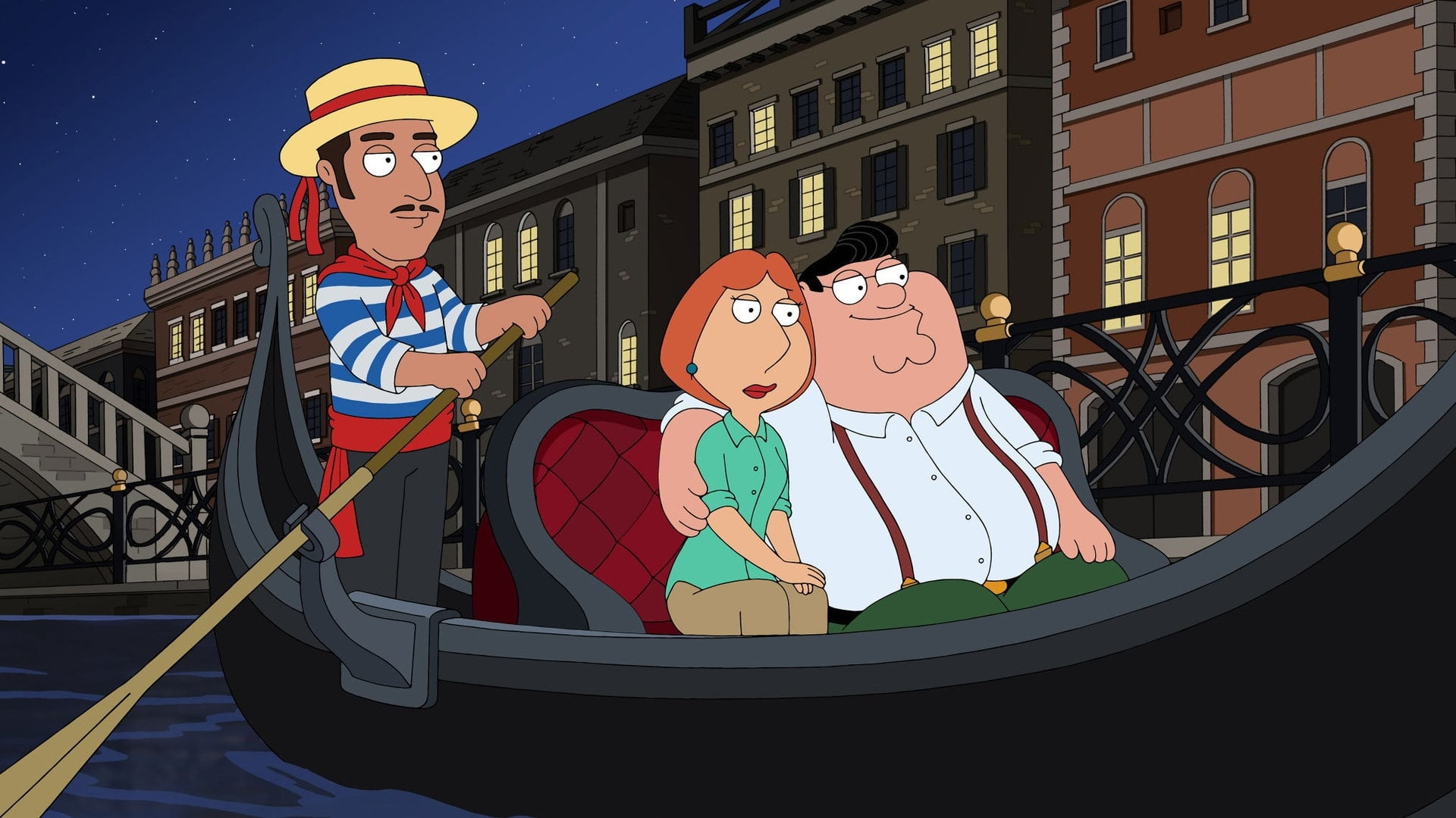 Family Guy Season 12 :Episode 5  Bobba-Dee Babba-Dee