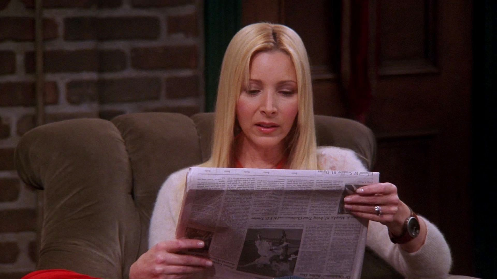 Friends Season 10 :Episode 15  The One Where Estelle Dies