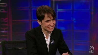 The Daily Show with Trevor Noah Season 17 :Episode 66  Masha Gessen