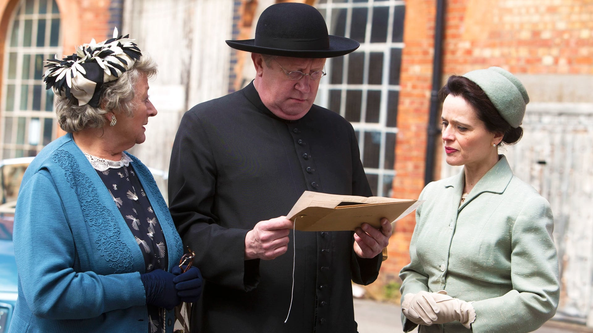 Father Brown Season 4 :Episode 4  The Crackpot of the Empire