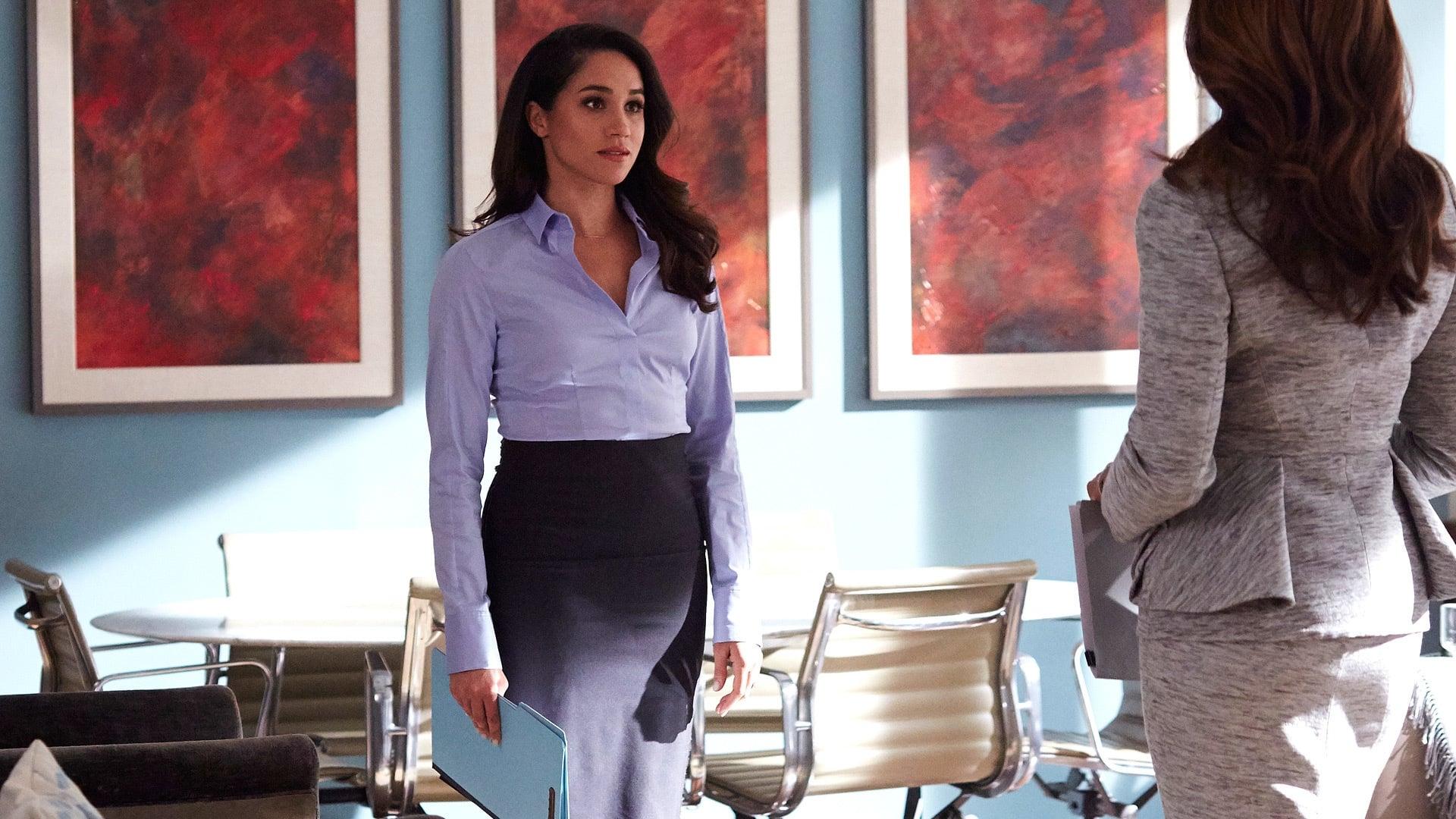 Suits - Season 6 Episode 7 : Shake the Trees