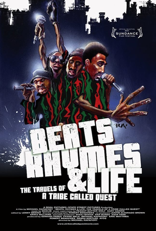 beats rhymes amp life the travels of a tribe called quest
