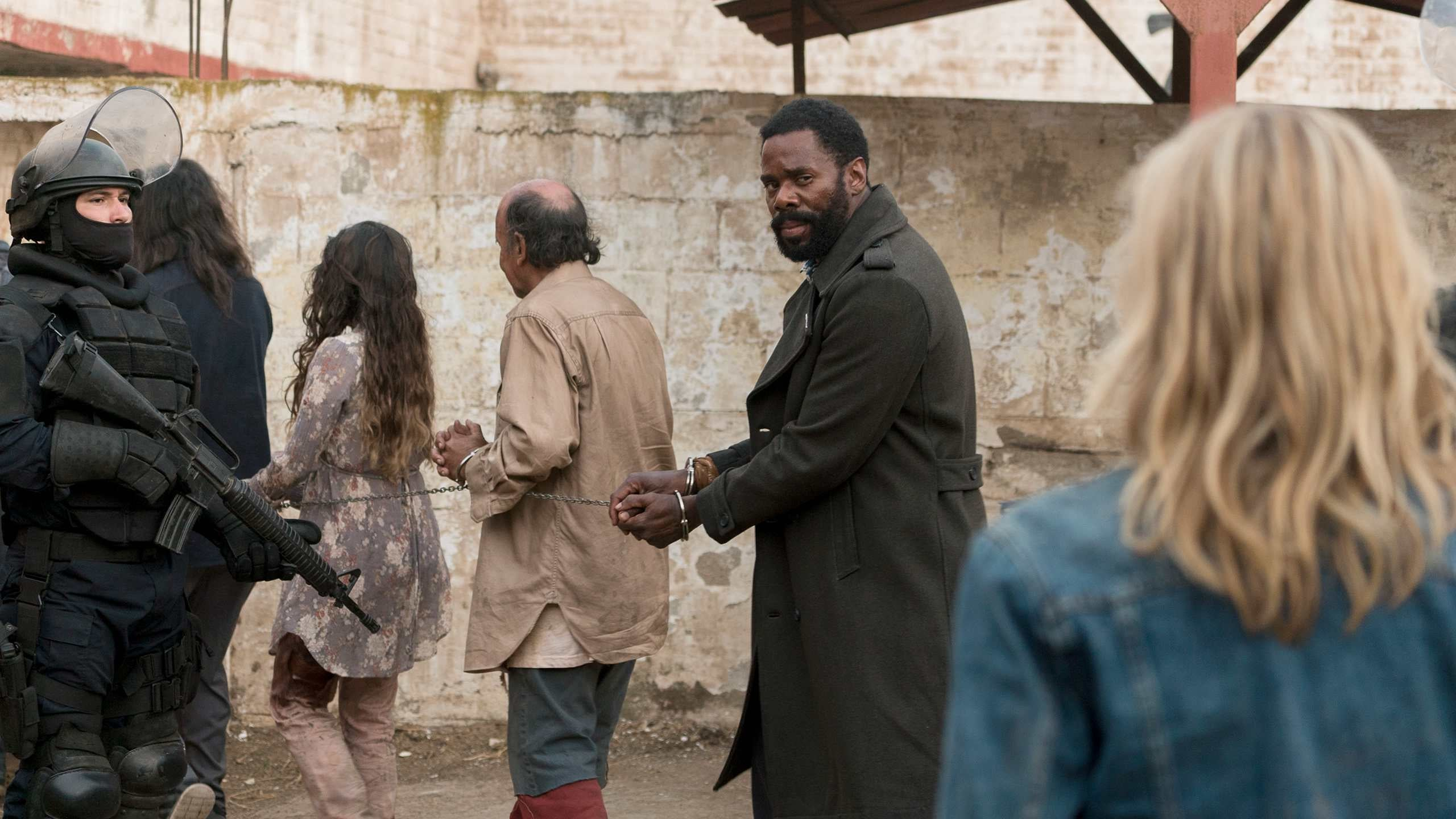 Fear the Walking Dead Season 3 :Episode 10  The Diviner