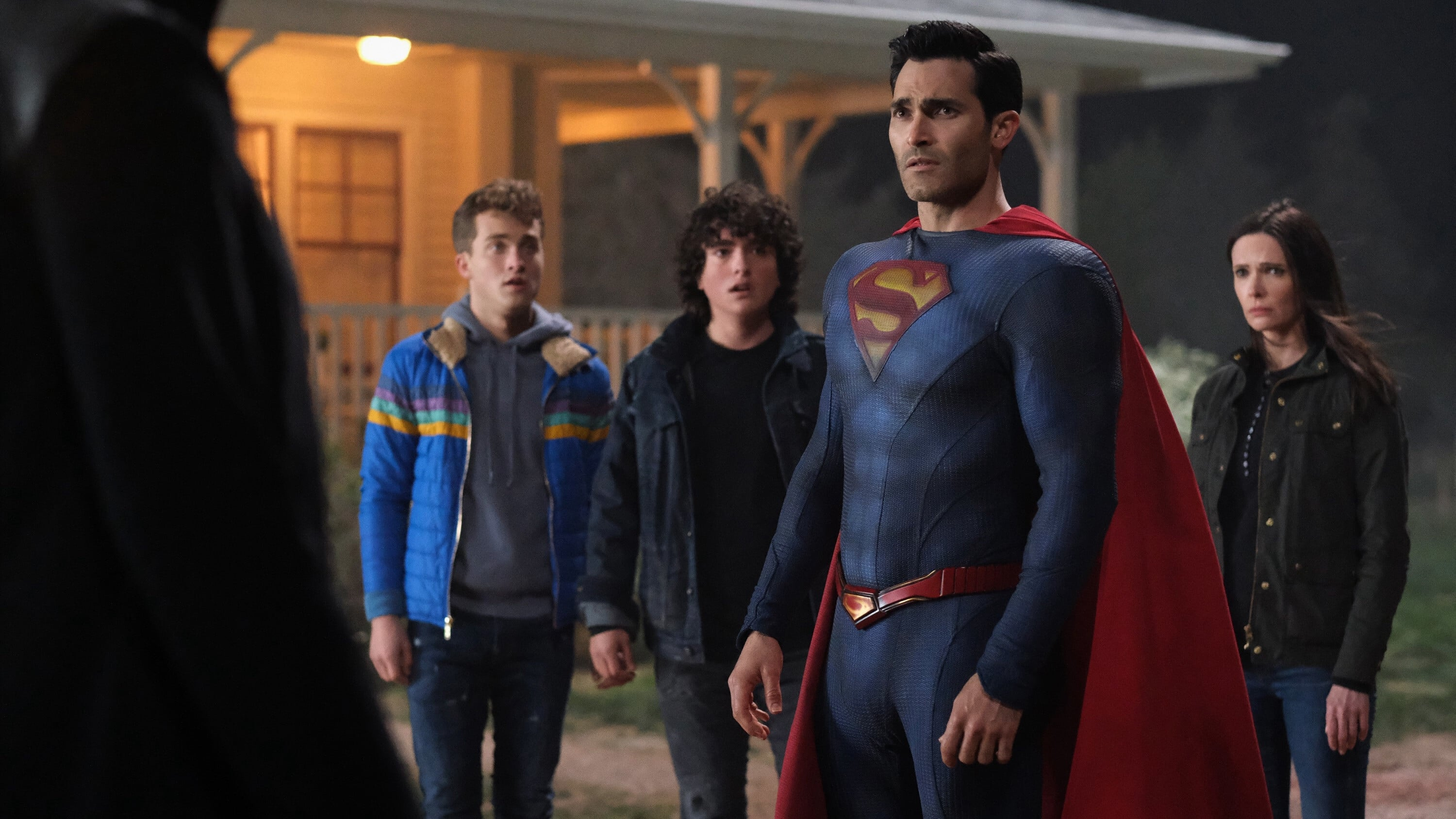 Superman & Lois - Season 1 Episode 11 : A Brief Reminiscence In-Between Cataclysmic Events