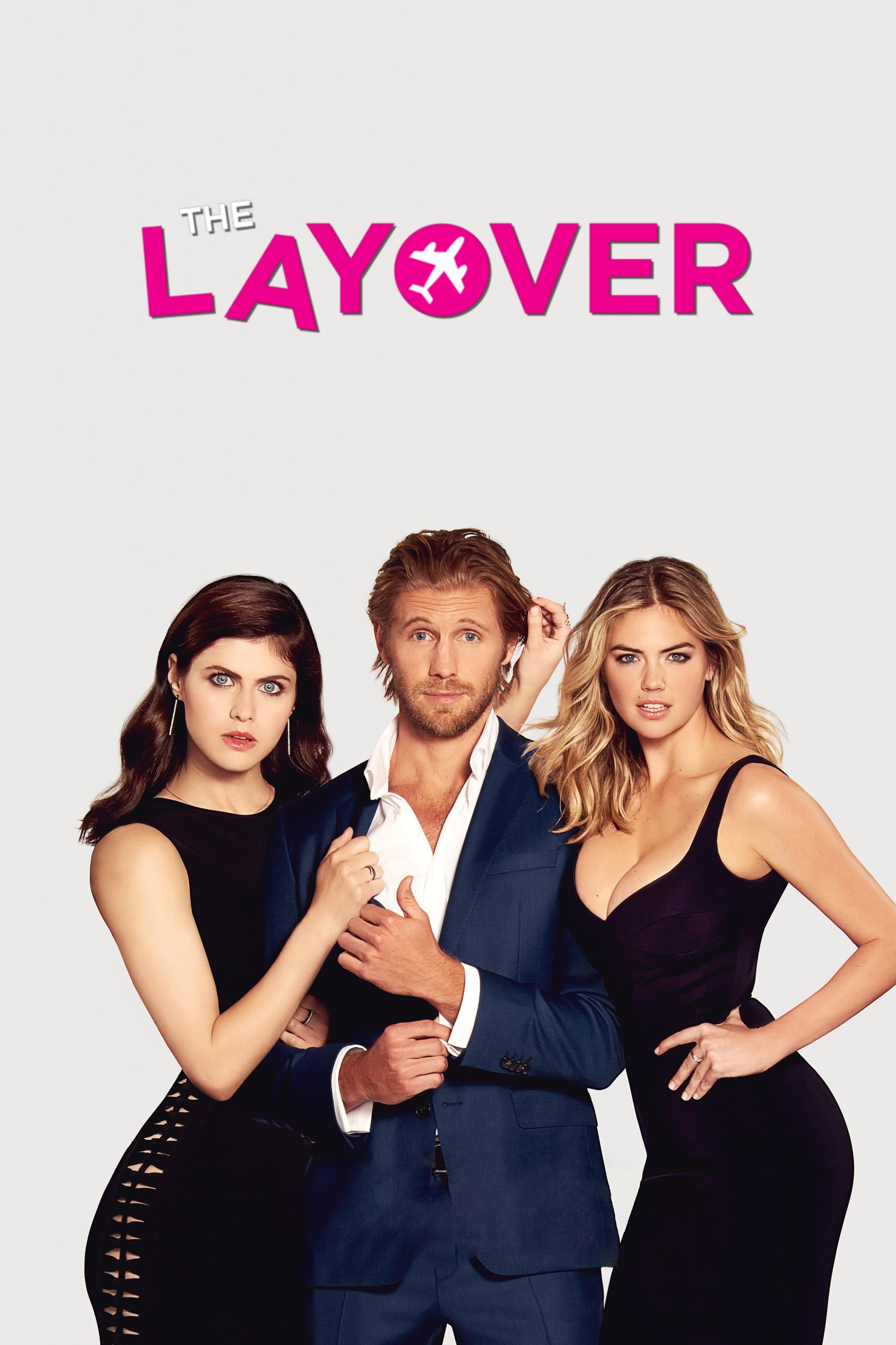The Layover (2017) •...