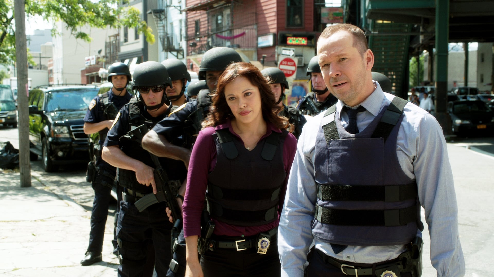 Blue Bloods Season 6 :Episode 5  Backstabbers