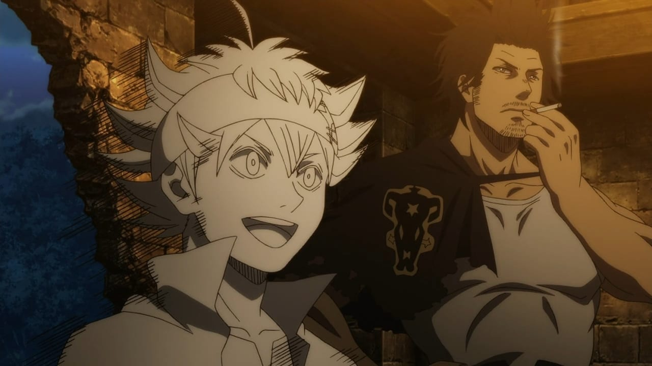 Black Clover Season 1 :Episode 17  Destroyer
