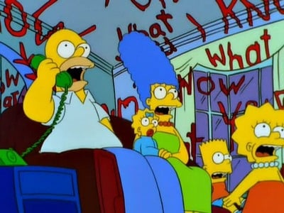 The Simpsons Season 11 :Episode 4  Treehouse of Horror X