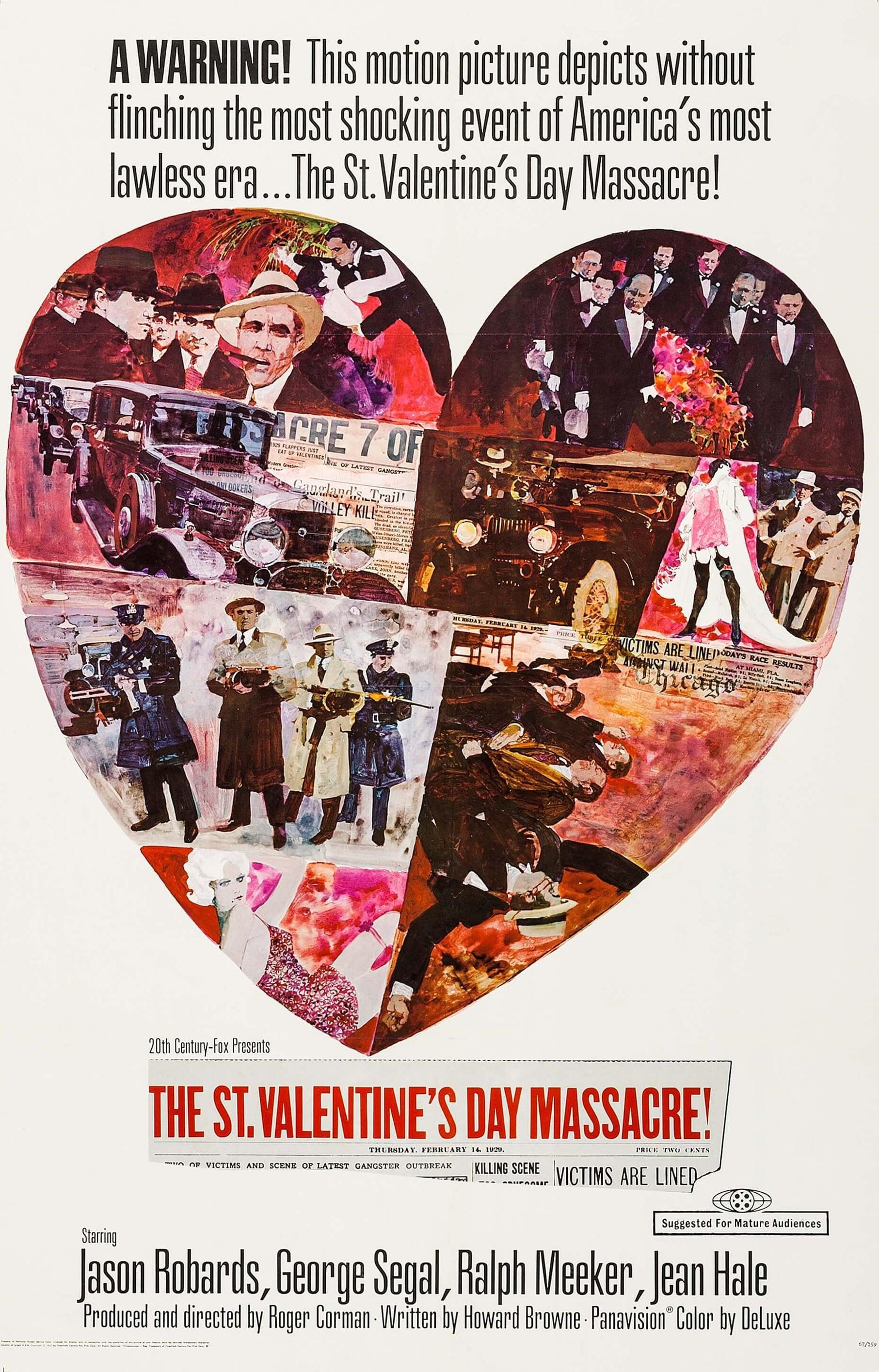 Il massacro del giorno di san valentino streaming film ita - Colore del giorno di san valentino ...