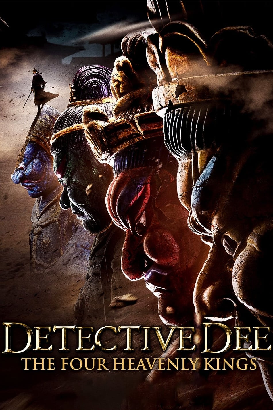 image for Detective Dee: The Four Heavenly Kings