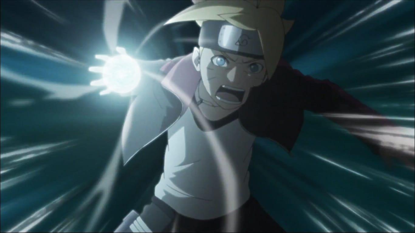 Boruto: Naruto Next Generations Season 1 :Episode 79  Reunion with Mitsuki