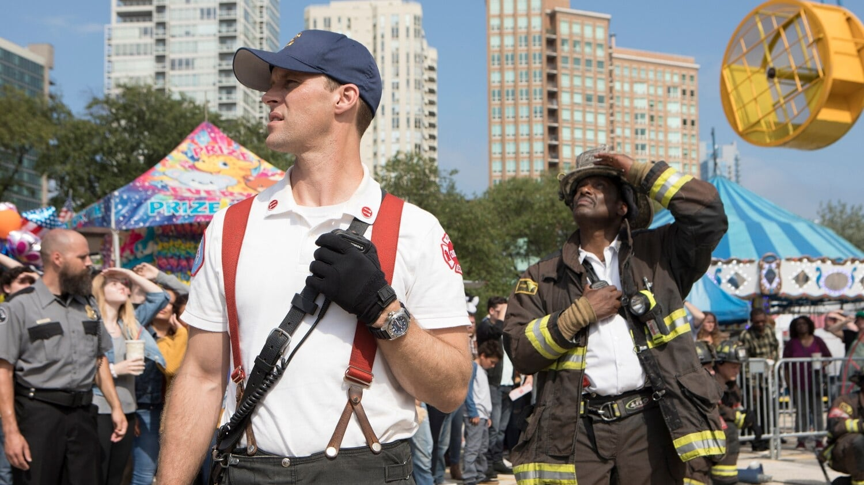 Chicago Fire Season 8 :Episode 3  Folge 3