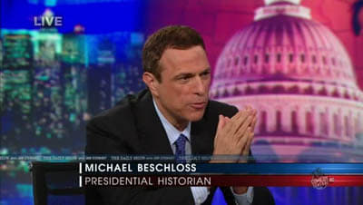The Daily Show with Trevor Noah Season 15 :Episode 139  Michael Beschloss
