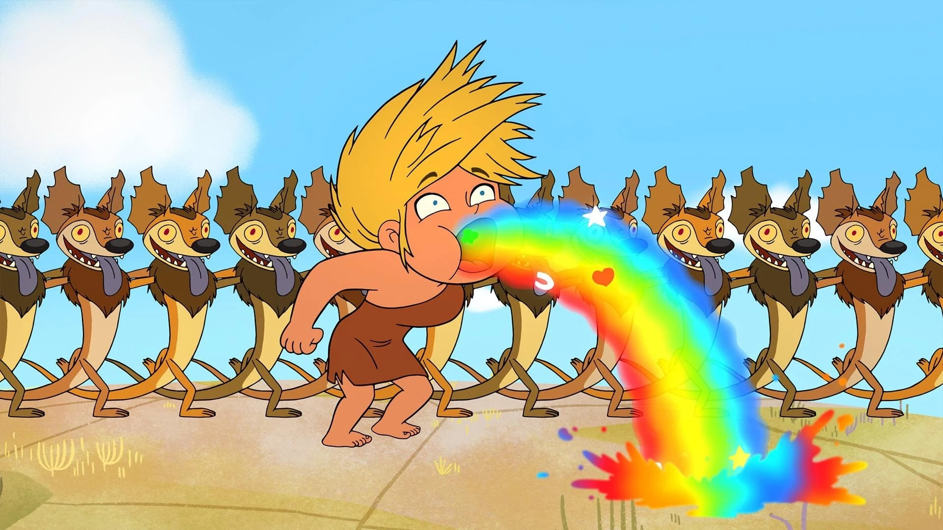 Dawn of the Croods: Temporada 1, Capitulo 6