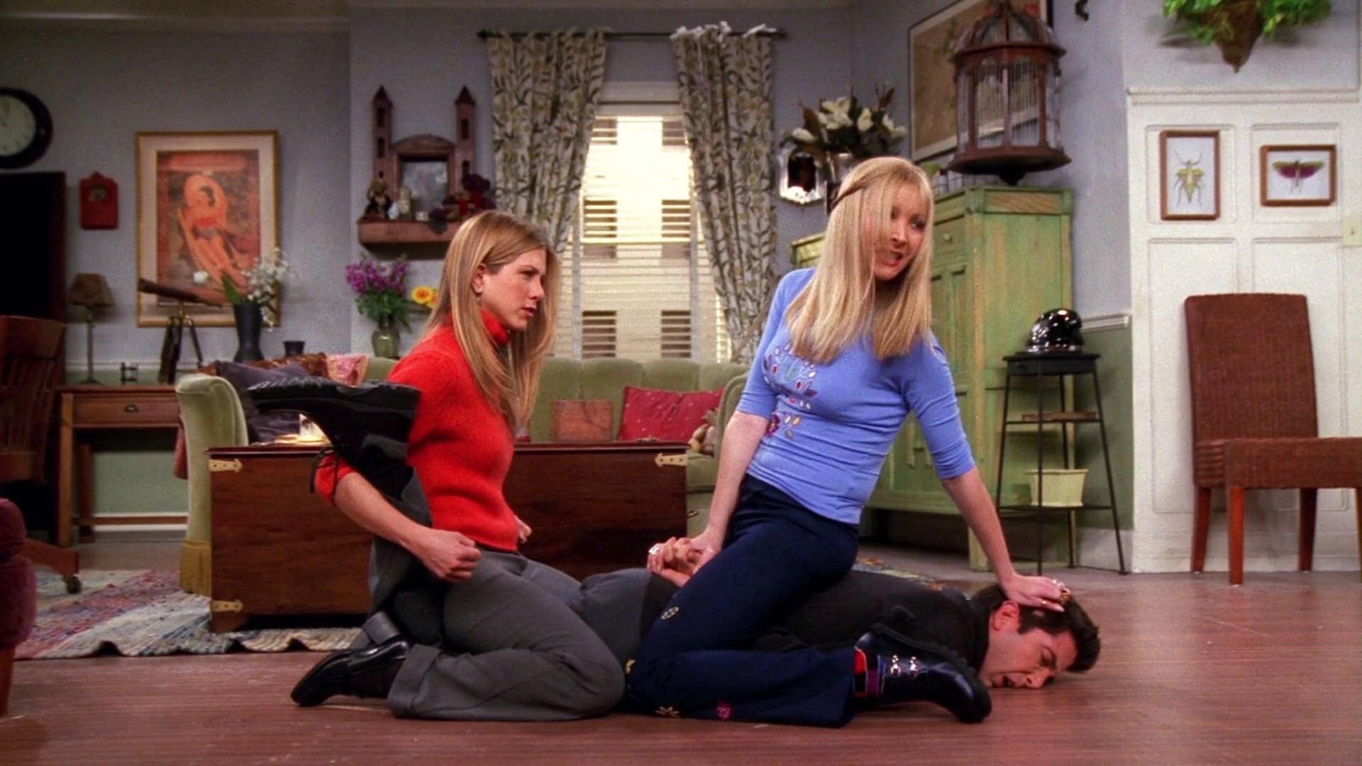Friends Season 6 :Episode 17  The One with Unagi