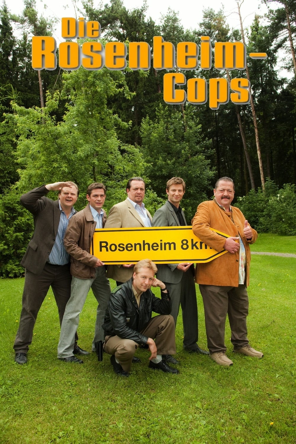 image for The Rosenheim Cops
