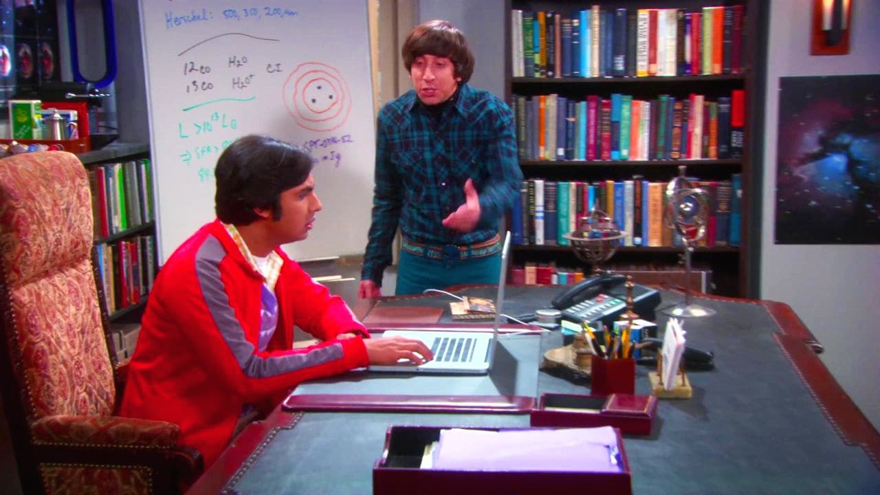 The Big Bang Theory Season 6 :Episode 21  The Closure Alternative