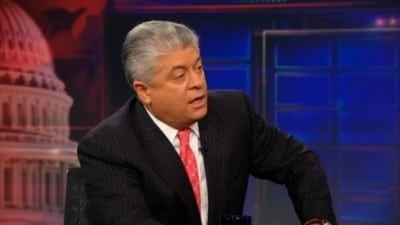The Daily Show with Trevor Noah Season 17 :Episode 12  Andrew Napolitano