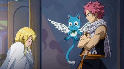 Fairy Tail Season 2 :Episode 25  Regenbogenkirschblüte